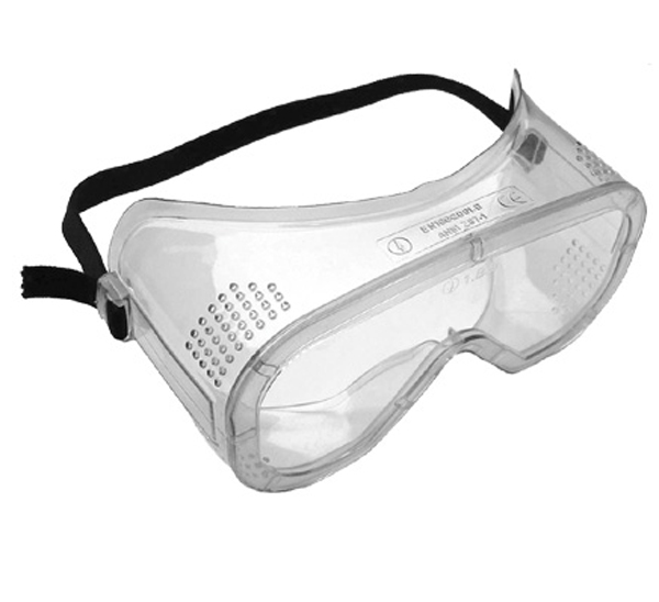Keep Safe Impact Direct Vent Safety Goggles
