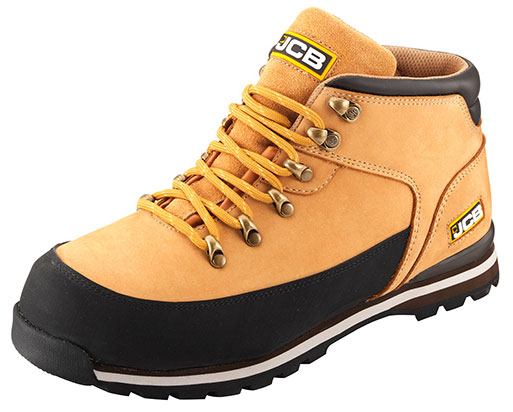 JCB Honey Nubuck Hiker Safety Boot